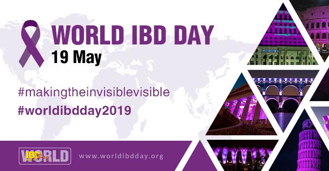 Światowy Dzień Nieswoistych Zapaleń Jelit – World IBD Day
